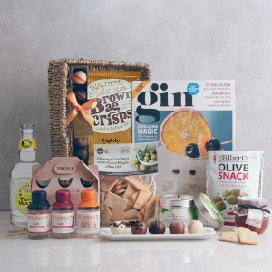 Hampers and Gifts to the UK - Send the Gin Hampers