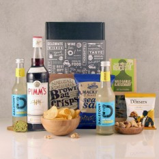Hampers and Gifts to the UK - Send the Pimms and Savouries Hamper