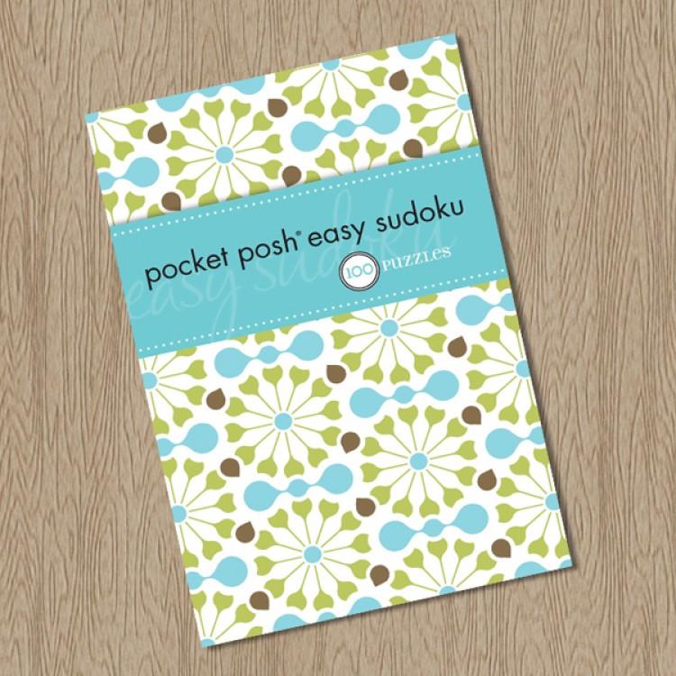 Posh Baby Gifts Uk : Pocket posh easy sudoku