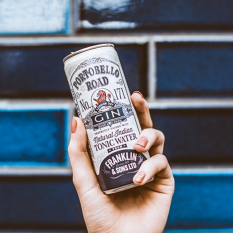 Hampers and Gifts to the UK - Send the Franklin & Sons Portobello Road Gin