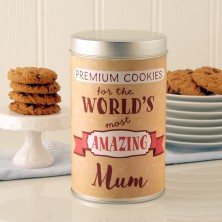 Premium Cookies for the World's Most Amazing Mum