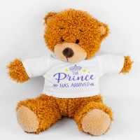 The Prince Has Arrived Bear +£12.95
