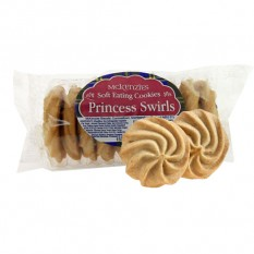 Hampers and Gifts to the UK - Send the McKenzies Princess Swirls Cookies
