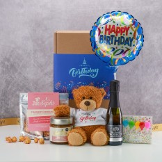 Hampers and Gifts to the UK - Send the Birthday Prosecco Celebration