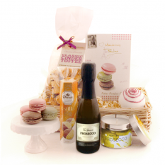 Hampers and Gifts to the UK - Send the Happy Hour Prosecco Gift Basket
