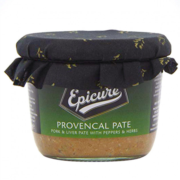 Hampers and Gifts to the UK - Send the Epicure Provencal Pate
