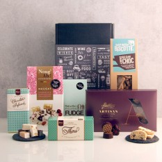 Hampers and Gifts to the UK - Send the Pure Indulgence Hamper
