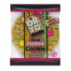 Hampers and Gifts to the UK - Send the Oh So Scrummy Cookie  - Giant Rainbow