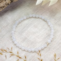 Hampers and Gifts to the UK - Send the Rainbow Moonstone Bracelet