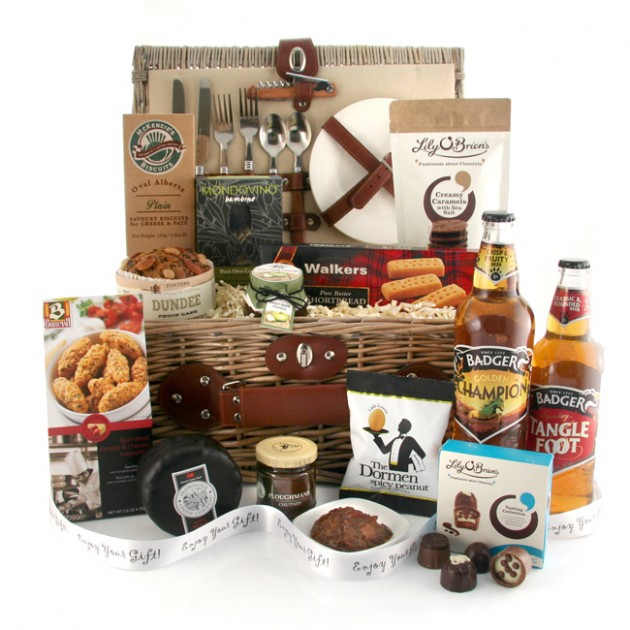 Hampers and Gifts to the UK - Send the Picnic Hamper - Ramblers Rest