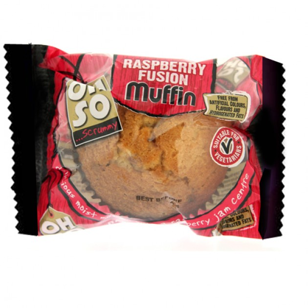 Hampers and Gifts to the UK - Send the Muffin - Raspberry Fusion
