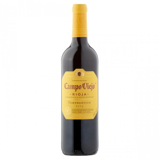 Hampers and Gifts to the UK - Send the Campo Viejo Rioja Tempranillo - 75cl