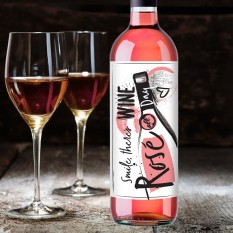 Hampers and Gifts to the UK - Send the Rose All Day Wine Gift