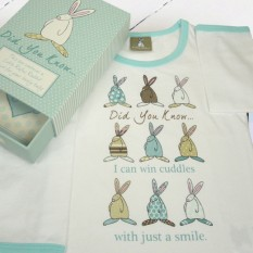 Hampers and Gifts to the UK - Send the Little Rufus Rabbit T-Shirt