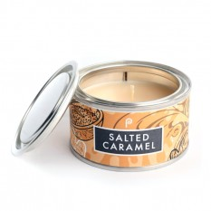 Hampers and Gifts to the UK - Send the Pintail Candles - Salted Caramel