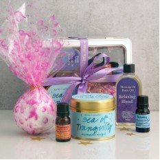Hampers and Gifts to the UK - Send the Aromatherapy Massage Relax-atherapy