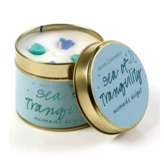 Hampers and Gifts to the UK - Send the Bomb Cosmetics Candle - Tranquility