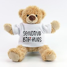 Hampers and Gifts to the UK - Send the Sending Big Hugs Teddy Bear