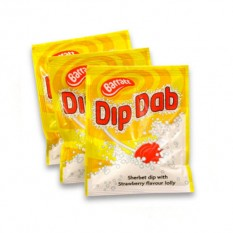 Hampers and Gifts to the UK - Send the Sherbet Dip Dabs - 6 Pieces