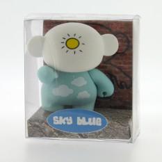 Monskey - Sky Blue