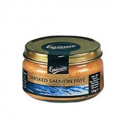 Hampers and Gifts to the UK - Send the Epicure Smoked Salmon Pate