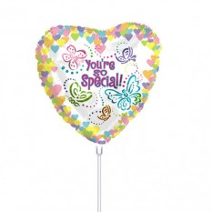 Hampers and Gifts to the UK - Send the You're So Special Mini Balloon