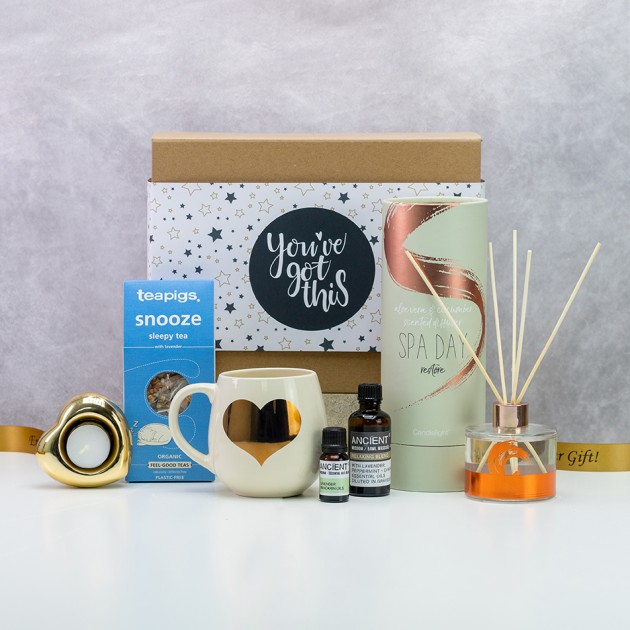 Hampers and Gifts to the UK - Send the Spa Haven Gift Hamper