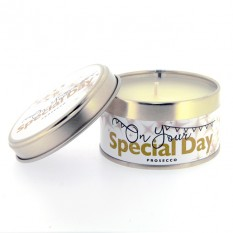 Hampers and Gifts to the UK - Send the Pintail Candles - On Your Special Day