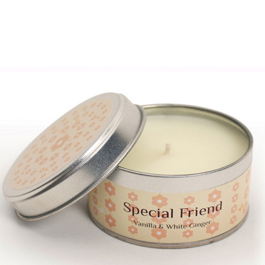 Hampers and Gifts to the UK - Send the Occasion Candle - Special Friend