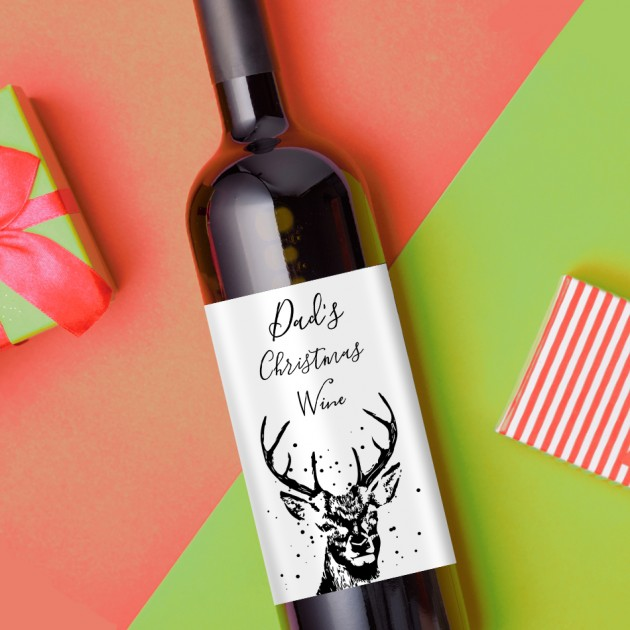 Hampers and Gifts to the UK - Send the Christmas Wine Gifts - Dad's Christmas Wine