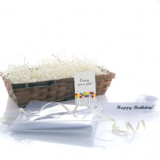 Hampers and Gifts to the UK - Send the Wicker Basket - Bamboo Standard