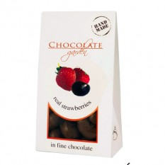 Hampers and Gifts to the UK - Send the Chocolate Garden's Chocolate Strawberries