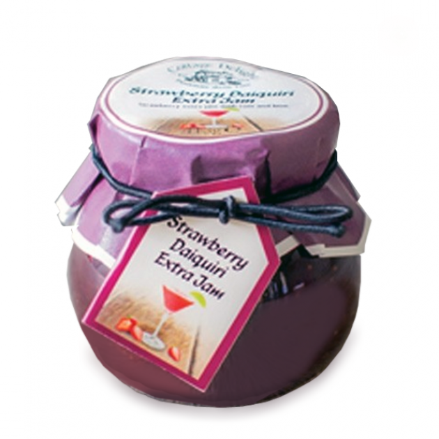 Hampers and Gifts to the UK - Send the Cottage Delight Strawberry Daiquiri Preserve