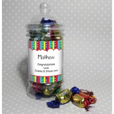 Hampers and Gifts to the UK - Send the Personalised Sweet Treats - Stars and Stripes