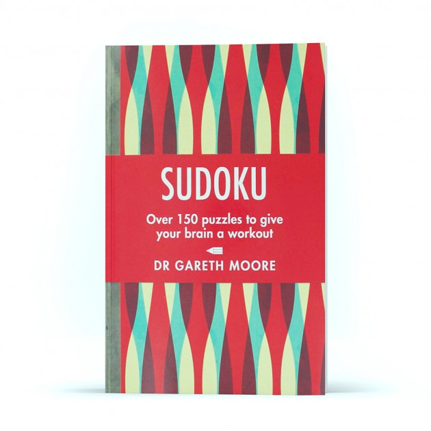 Hampers and Gifts to the UK - Send the Sudoku Puzzle Paperback Book