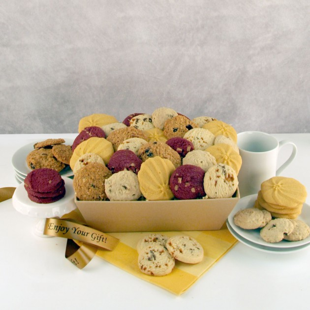 Hampers and Gifts to the UK - Send the Biscuit Temptations Tray