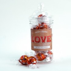 Hampers and Gifts to the UK - Send the LOVE Lindor Truffles Sweet Treats