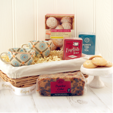 Hampers and Gifts to the UK - Send the Tealicious Gift Basket