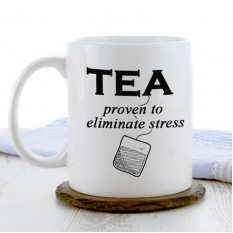 Hampers and Gifts to the UK - Send the Tea Antidote to Stress Gift Mug