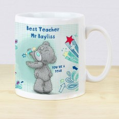 Hampers and Gifts to the UK - Send the Personalised Me to You Teacher Mug