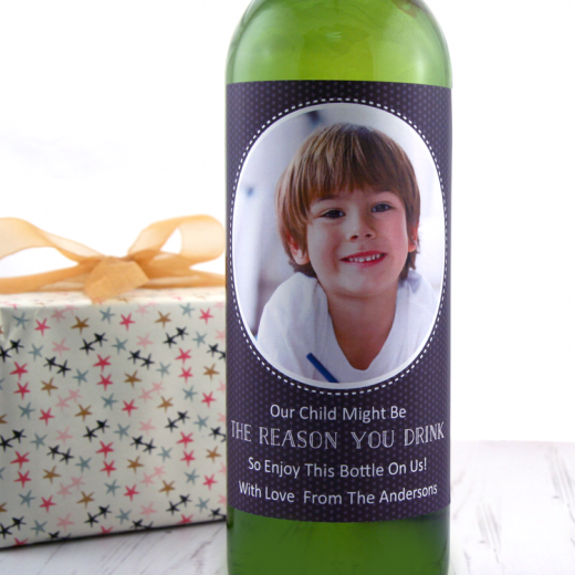 Hampers and Gifts to the UK - Send the Our Child Might Be The Reason You Drink