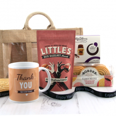 Hampers and Gifts to the UK - Send the Thank You For Everything Gift Set