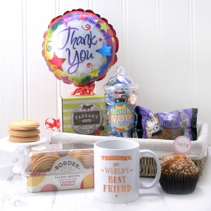 Hampers and Gifts to the UK - Send the Thank You Gifts