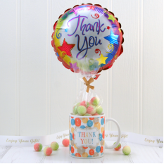 Hampers and Gifts to the UK - Send the Sweet Thank You In A Mug