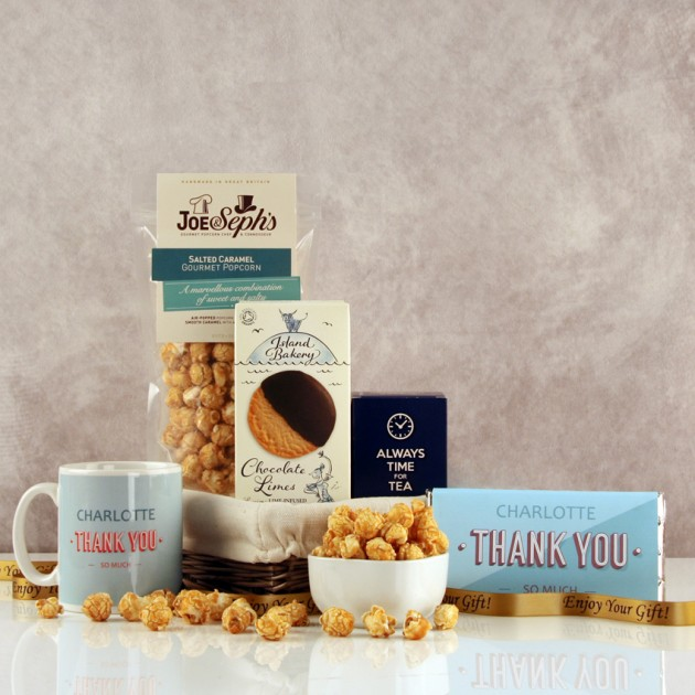 Hampers and Gifts to the UK - Send the Thank You So Much Sweets & Treats