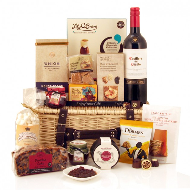 Hampers and Gifts to the UK - Send the The Royal Treatment