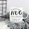 Hampers and Gifts to the UK - Send the Hug Across the Miles Mug