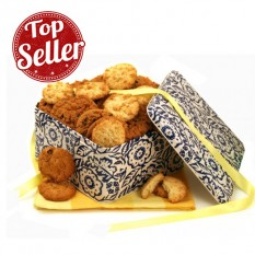 Hampers and Gifts to the UK - Send the Emma Bridgewater Tin Biscuits - Small