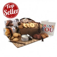 Biscuit Favourites Hamper - THANK YOU