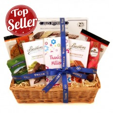 Just to Say Thanks Gift Basket